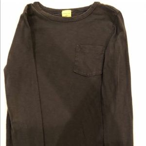 Crewcuts long sleeve 1 pocket